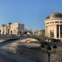 Few days in Skopje